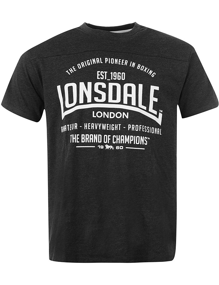 Mens T-shirt Lonsdale