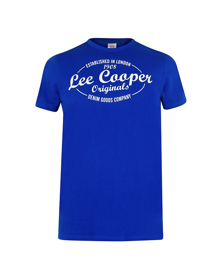 Mens Lee Cooper tricou