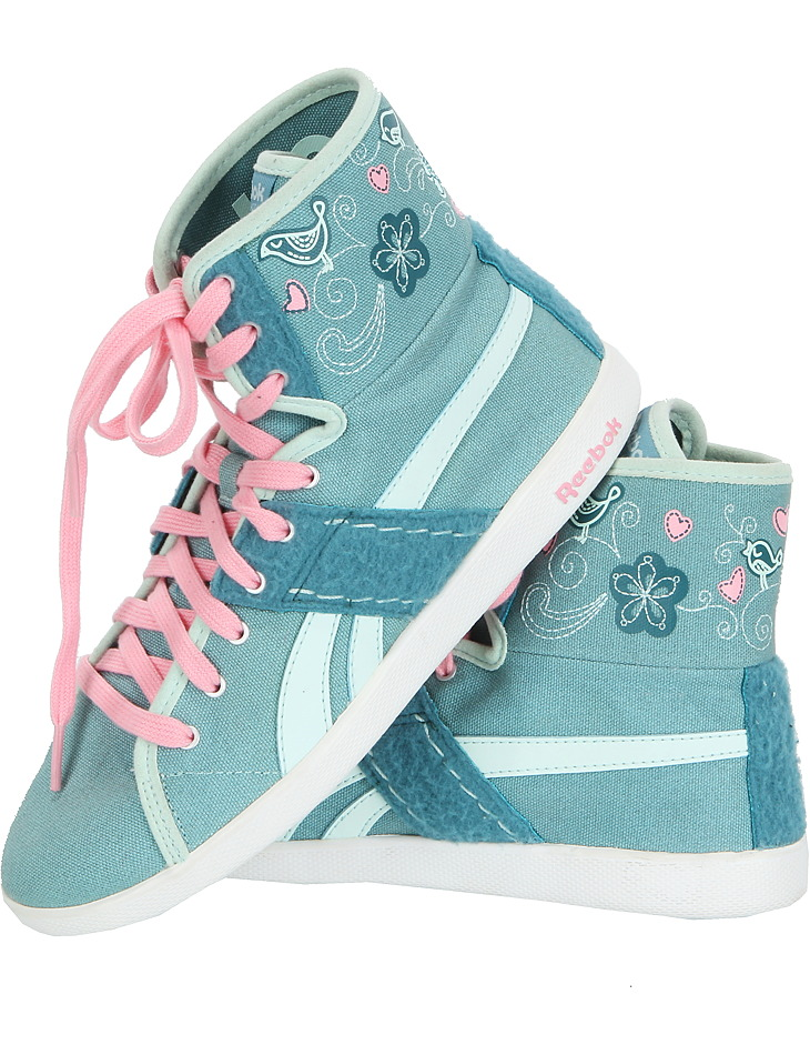 Pantofi dama Reebok Top Down Craft